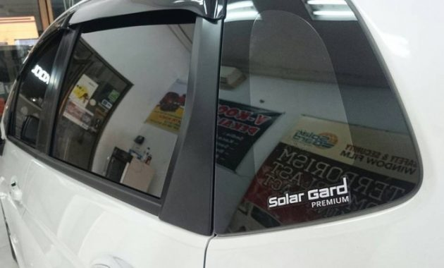kaca film Solar Gard
